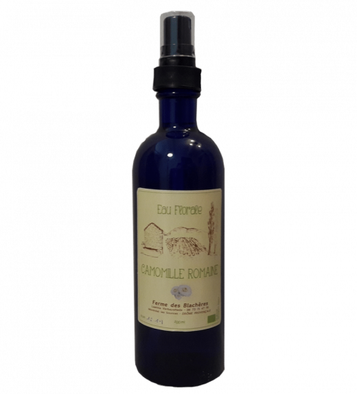 eau florale camomille romaine