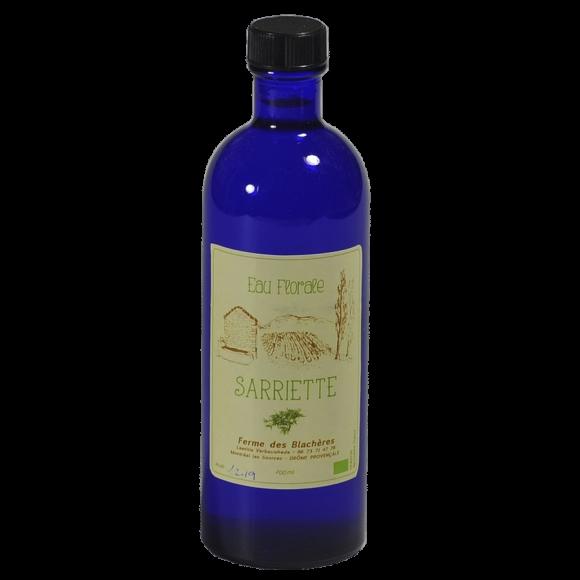 eau florale sariette