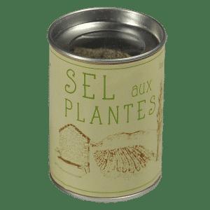 sel aux plantes